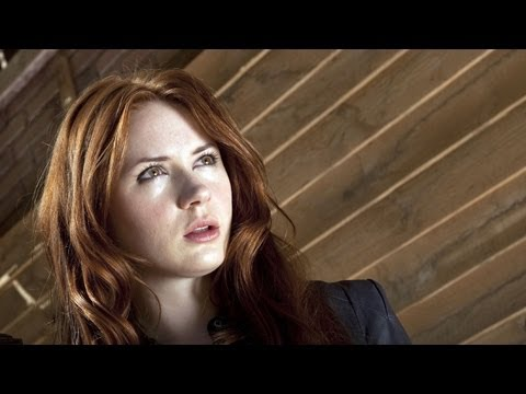 KAREN GILLAN's Dalek Impression - BBC America Exclusive