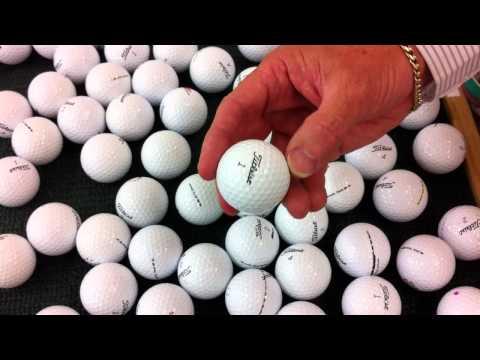Mint Grade Golf Balls