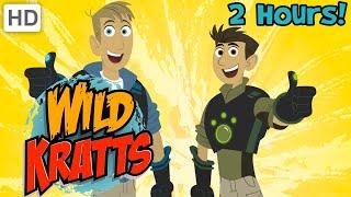Wild Kratts Full Episodes (2 Hours)