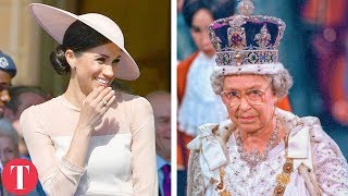 Meghan Markle And 10 Other Royal Family Members