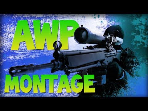 CS:GO - Sniper Montage | AWP Lego 2