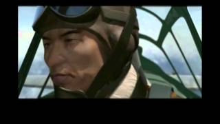 "Battle of Guadalcanal - Sakai Saburo vs James ""Pug"" Southerland (CG Animation)"