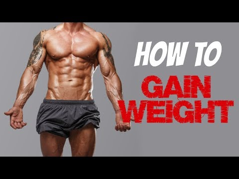 How to Gain Weight with a Fast Metabolism