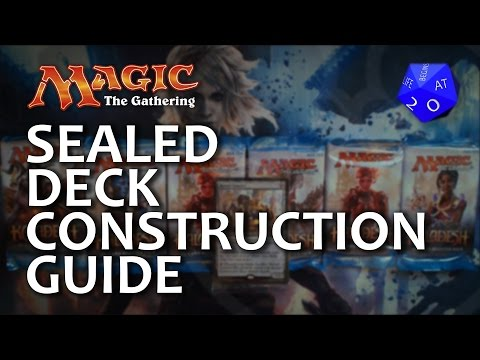 MTG Sealed Deck Construction Guide - Kaladesh Pre-Release Kit Building For Beginners