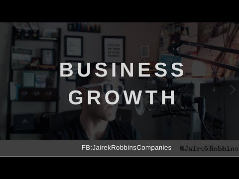 FB Live Repost:  Business Growth