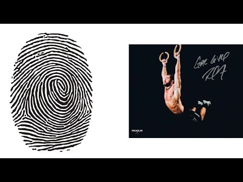 How to Remove Fingerprints from an Autographed Photo - Powers Autographs