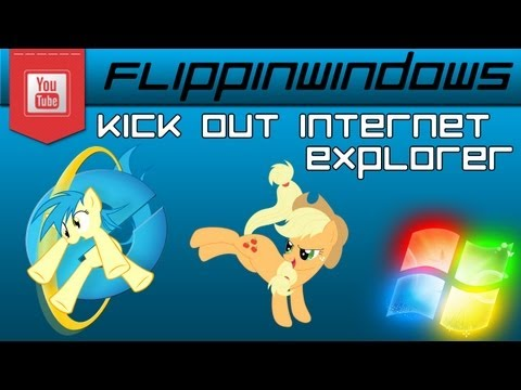 Remove Internet Explorer Browsers