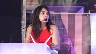 Richa Chadda At Edutainment Show 2017