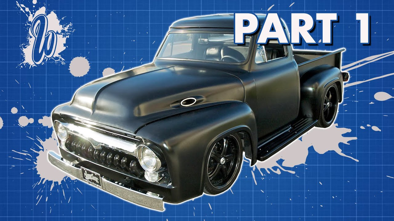Stallone's '55 Ford (Part 1) | West Coast Customs