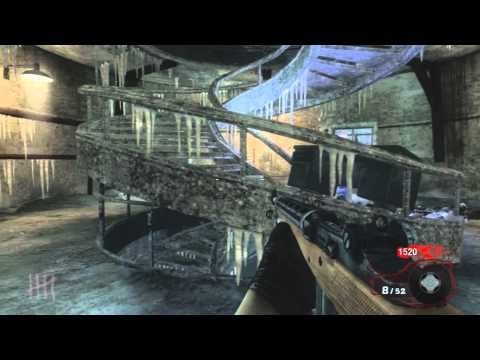 Black Ops Zombies: Call Of The Dead - First Ever Attempt - Part 2