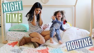 MOMMY NIGHT TIME ROUTINE