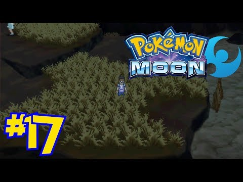 Pokémon Moon Episode 17 - Wela Volcano Park