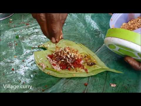 Making of sweet pan| sweet Beeda recipe | betel leaf (sweet paan making)