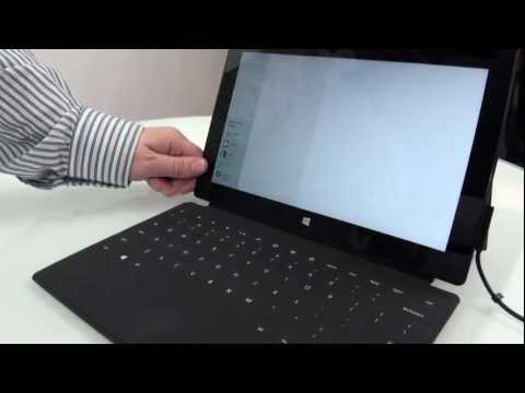 How to set up an Email Account on Microsoft Surface
