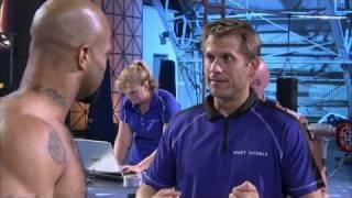 Sports Science:  MMA fighter Houston Alexander's Adrenaline shot Part 1