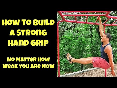 How To Build Iron Hand Grip Strength And Injury-Proof Your Fingers