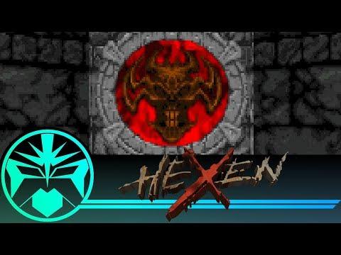DOStopia - Hexen: Beyond Heretic