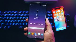 5 Reasons Why the Galaxy Note 8 is Better Than the iPhone X