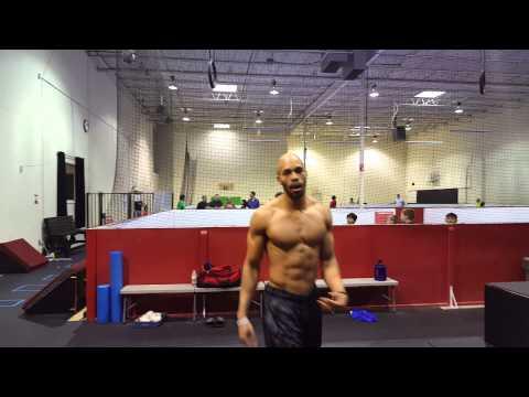 Ninja Training for Better Endurance