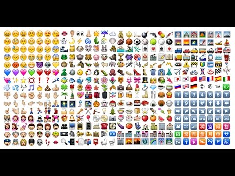 Getting IOS 9 or 10 Emojis on Android [ROOT]