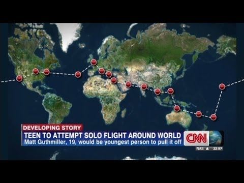 Flying Solo Around the World
