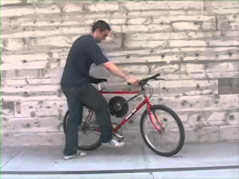Flywheel Bicycle Demo.mov