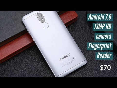 Should You Buy The CUBOT R9 Android 7.0 - $70 Amazon Smartphone Review