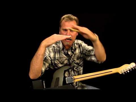How To Fix Sticky Guitar Necks