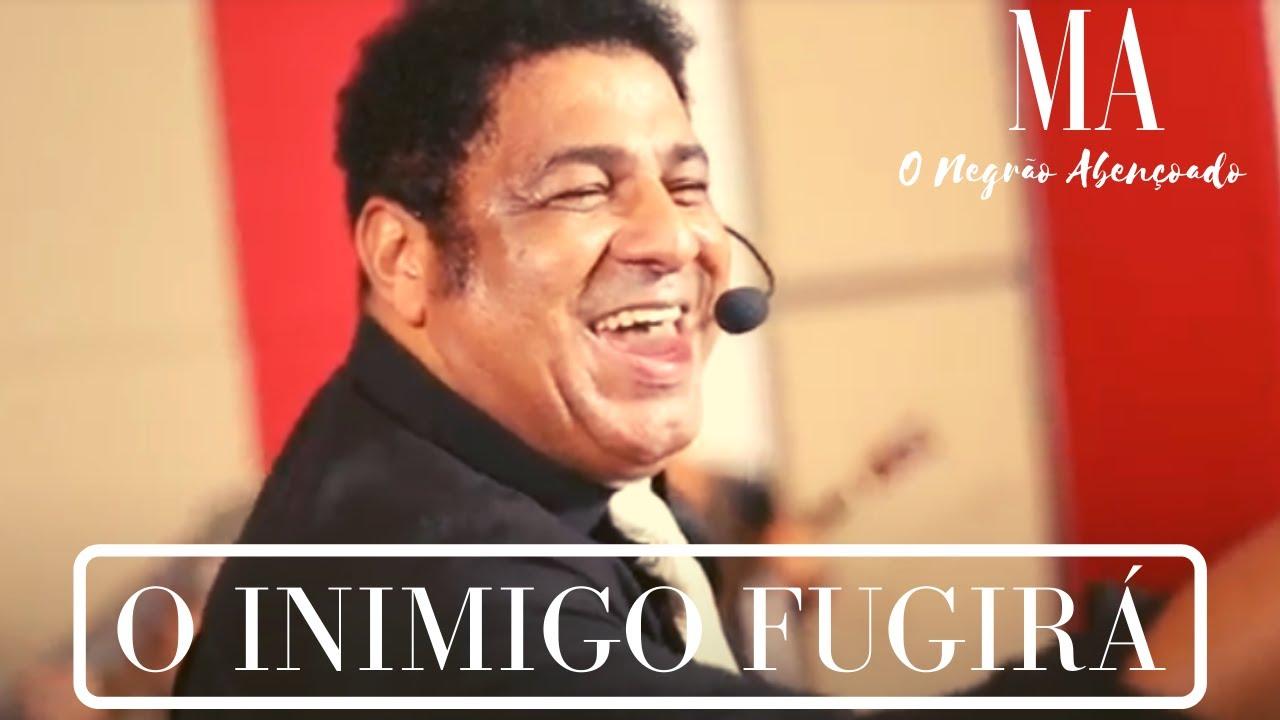 O INIMIGO FUGIRÁ (LIVE SESSION) - MARCOS ANTÔNIO O NEGRÃO ABENÇOADO