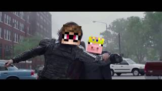 PigToots VS Technoblade [ Movie Animation ]