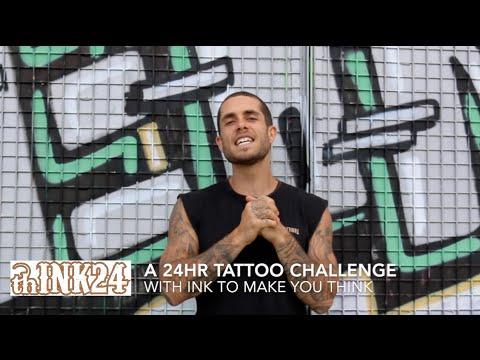thINK24: 24hr Tattoo Challenge