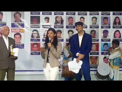 3 Times All India Rank-1 Eti Aggarwal Dedicates a poem to CA Ashish Kalra