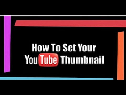How to apply thumbnails for youtube videos (टेक्निकल गुंडे )