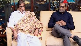Amitabh Bachchan and