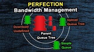 Manajemen Bandwith dengan Queue Tree : Memisahkan Traffic Download
