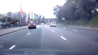 Audi Q7 EPIC Fail Russia