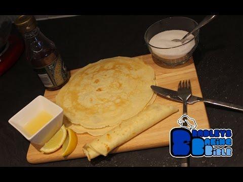 Traditional English Pancakes | Pancake Day Special