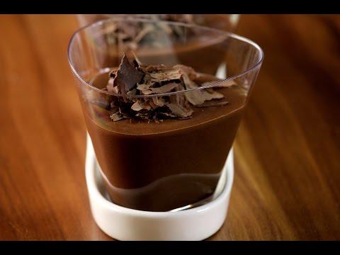 Chocolate Mousse Shots | Sanjeev Kapoor Khazana