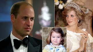 How William defied courtiers to keep Diana