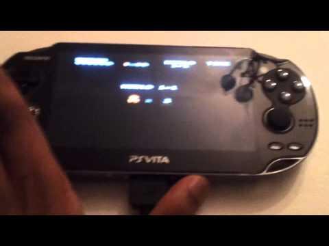 NES emulation on the PlayStation Vita