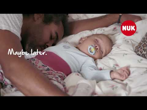 Pacifiers from NUK –  Clip