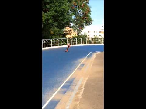 SPEED SKATING TECHNIQUES