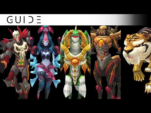 [Guide] Aura Kingdom - How to Get More Eidolons