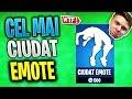 Download ASTA E CEL MAI CIUDAT EMOTE ! *ametesc de la el* In Mp4 3Gp Full HD Video