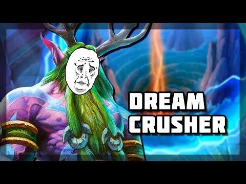 Hearthstone - Crushing the Druid's Dream