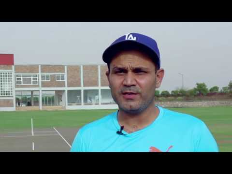 Virender Sehwag Cricket Academy / Video by Laidback Filmz LLP