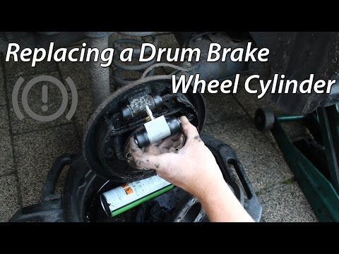 How To Wheel Cylinder Replacement (Drum Brakes)