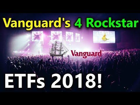 Top Vanguard ETFs of 2018 - Best Vanguard ETF Investments of 2018 Top Vanguard Investments of 2018