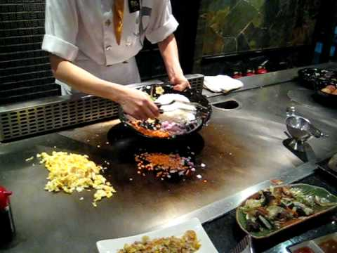 how to prepare fried rice, chinese style