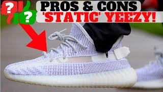 bc1575a5560 Adidas Yeezy Boost 350 v2 Static Reflective Review Videos - 9tube.tv